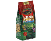HAWAIIAN GOLD CAFE KONA COFFEE GOURMET 454 GR GRANO ENTERO